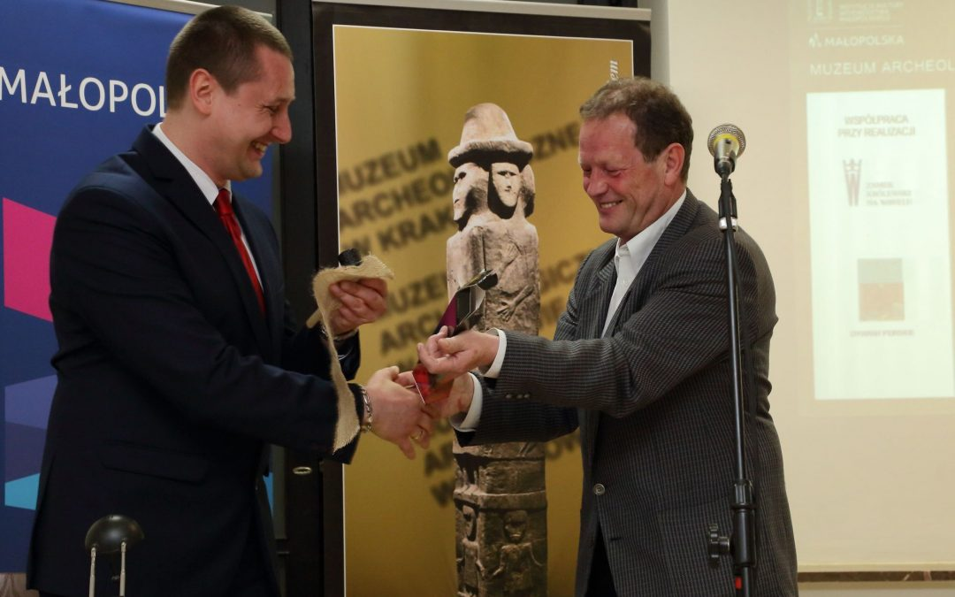 Zakończyła się wystawa wkrakowskim Muzeum Archeologicznym