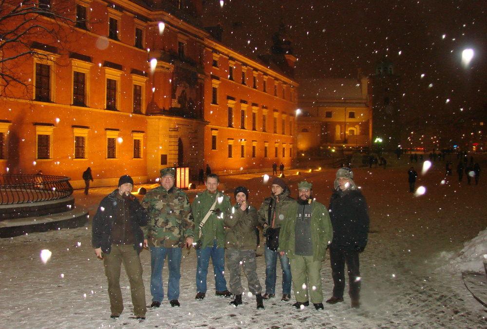 PC Warszawa – świętowali Międzynarodowy Dzień Palących Fajkę