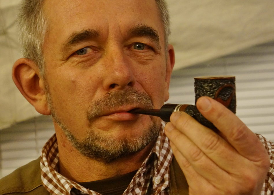 Ważna dla historii fajczarstwa książka Juliana Drabenta