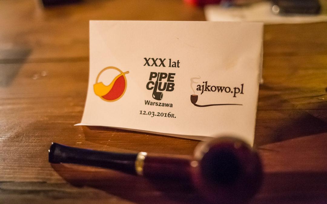 """""""100 lat!"""" dla warszawskich fajczarzy"""