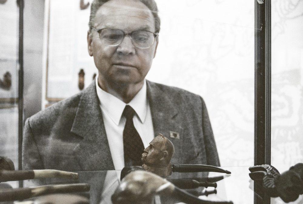 Przepalona fajka – Odszedł Mistrz Ryszard Kulpiński