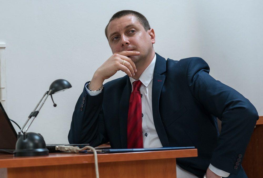 Jakub Puziuk ogdańskiej Konferencji