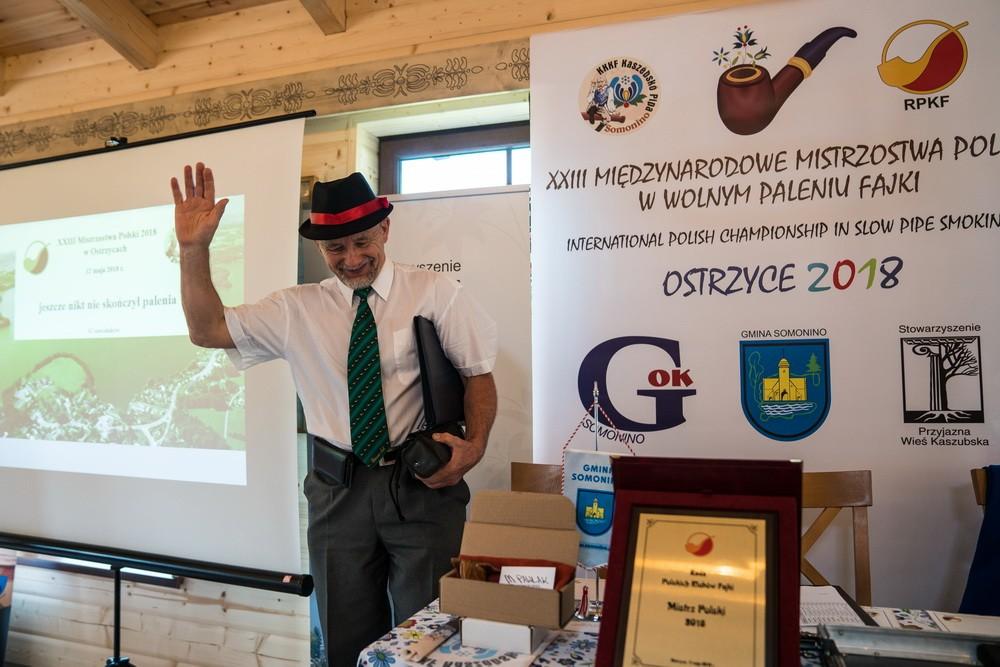 Henryk Rogalski ponownie prezydentem prezydentów