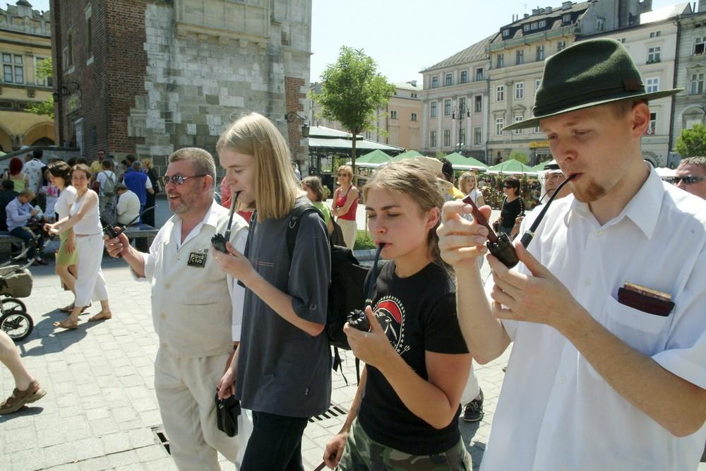 Krakowska Loża ma już ćwierć wieku