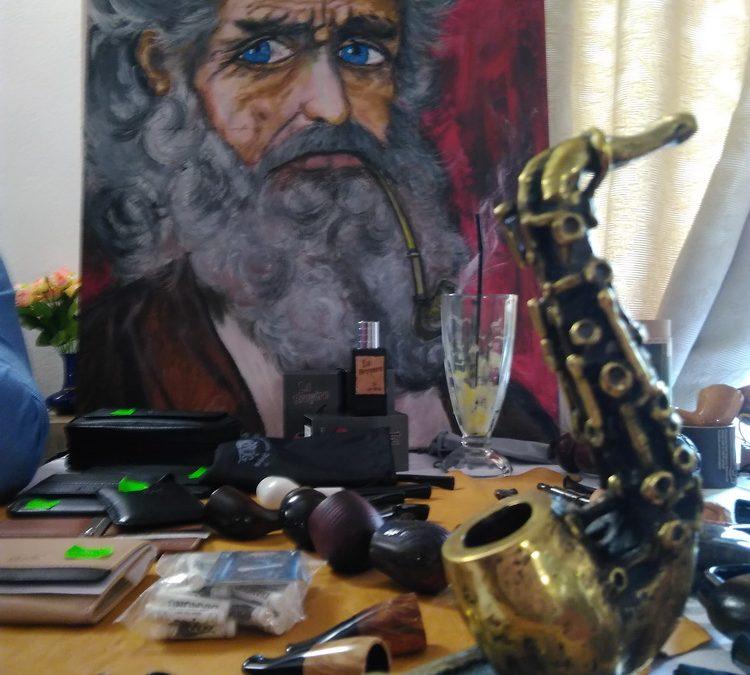 Wgościnie urumuńskich fajczarzy