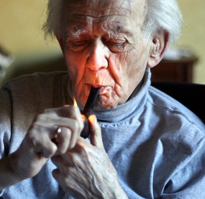 Przepalona fajka – Odszedł prof.Zygmunt Bauman