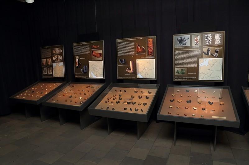 Reminiscencje wystawy prezentowanej wkrakowskim Muzeum Archeologicznym