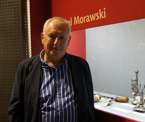 Michał Morawski wCafeSenior