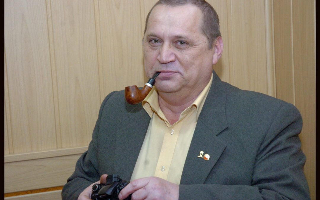 Przepalona fajka – Odszedł Bohdan Bielecki