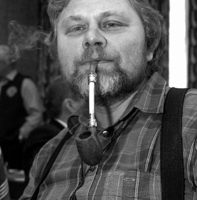 Przepalona fajka – Odszedł Maciej Pyka