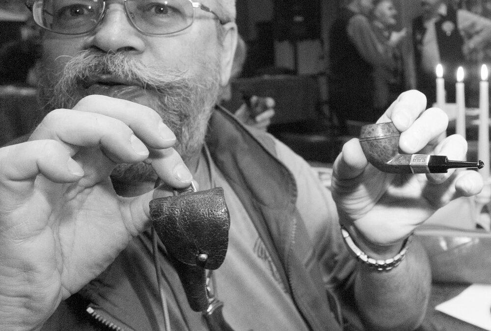 Przepalona fajka – Odszedł Krzysztof Woźniak