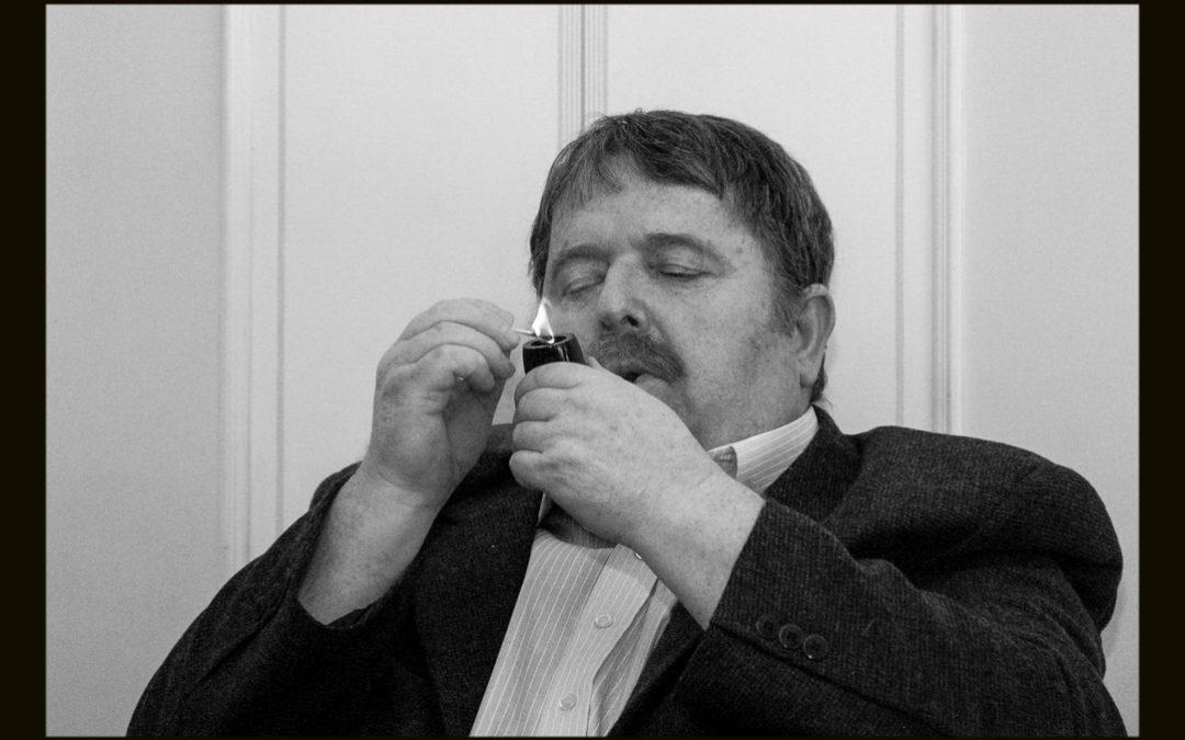 Przepalona fajka – Odszedł Janusz Charytoniuk