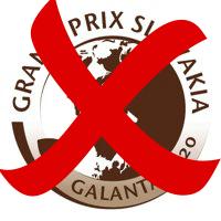 GRAND PRIX Slovakia 2020 bola ZRUŠENÁ/has been CANCELLED – odwołana!
